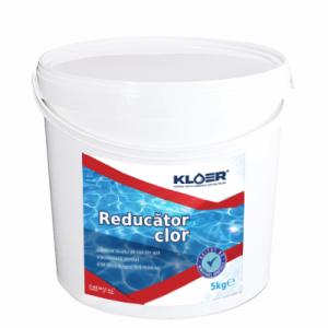 Reducator de clor 5kg, scadere nivel clor sau brom din apa. Dizolvare rapida. Nu necesita inlocuirea apei. Tratament apa solutie solida.
