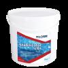 Stabilizator de Clor Kloer 5 kg previne descompunerea rapida a clorului liber din apa si eficientizeaza actiunea sistemelor de electroliza.