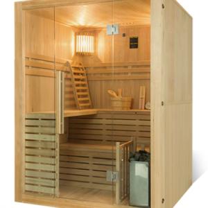 Saune Traditionale