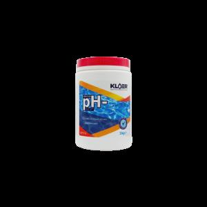 Scadere pH